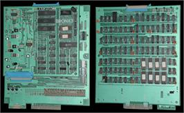Printed Circuit Board for Bronx.