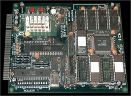 Printed Circuit Board for Cachat.