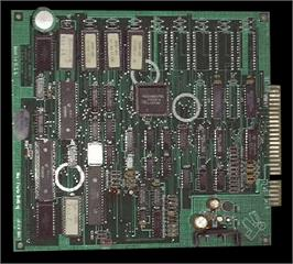 Printed Circuit Board for Capcom Bowling.