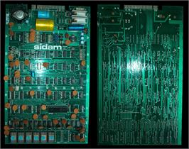 Printed Circuit Board for Cascade.