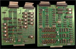 Printed Circuit Board for Champion Golf.