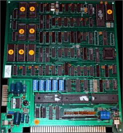 Printed Circuit Board for Cherry Angel.
