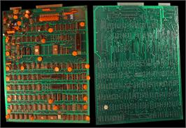 Printed Circuit Board for Chewing Gum.