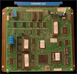 Printed Circuit Board for Ciclone.