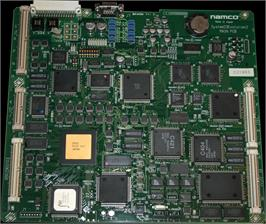 Printed Circuit Board for Crisis Zone.