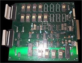 Printed Circuit Board for Crowns Golf.