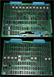 Printed Circuit Board for D-Day.