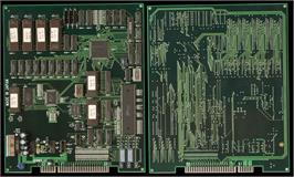 Printed Circuit Board for Daitoride.