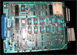 Printed Circuit Board for Defence Command.