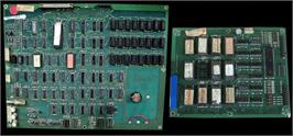 Printed Circuit Board for Defense Command.