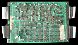 Printed Circuit Board for Destination Earth.