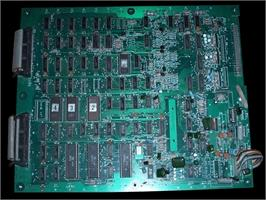 Printed Circuit Board for Donkey King Jr..