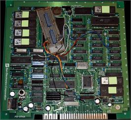 Printed Circuit Board for Doraemon no Eawase Montage.