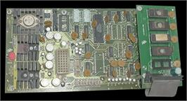 Printed Circuit Board for Dragon's Lair.