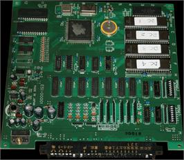 Printed Circuit Board for Dream Crown.