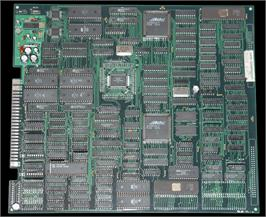 Printed Circuit Board for Dream World.