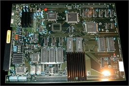 Printed Circuit Board for Drift Out '94 - The Hard Order.