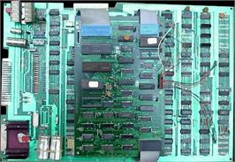 Printed Circuit Board for Driving Force.