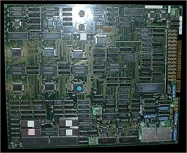 Printed Circuit Board for E.D.F. : Earth Defense Force.