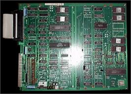 Printed Circuit Board for Espial.