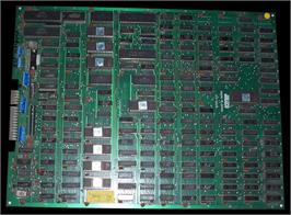 Printed Circuit Board for Exerion.