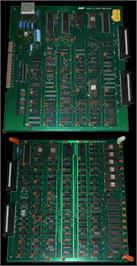Printed Circuit Board for Exerizer.
