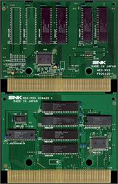 Printed Circuit Board for Fatal Fury - King of Fighters / Garou Densetsu - shukumei no tatakai.