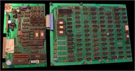 Printed Circuit Board for Fatsy Gambler.