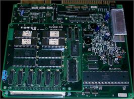 Printed Circuit Board for Fighter & Attacker.