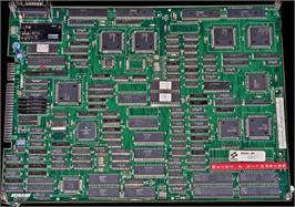 Printed Circuit Board for Gaiapolis.
