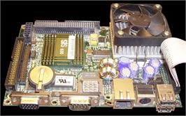 Printed Circuit Board for GameCristal.