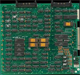 Printed Circuit Board for Get Star.