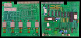 Printed Circuit Board for Golden Star.