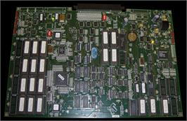 Printed Circuit Board for Golden Tee '97 Tournament.
