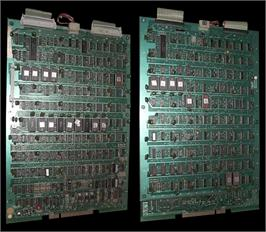 Printed Circuit Board for Grand Champion.