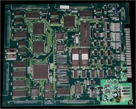 Printed Circuit Board for Guwange.