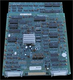 Printed Circuit Board for Hyper Olympic '84.