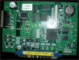 Printed Circuit Board for Ibara.
