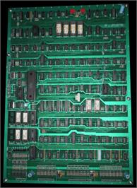 Printed Circuit Board for International Team Laser.
