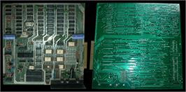 Printed Circuit Board for Kamikaze.