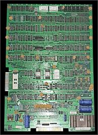 Printed Circuit Board for King & Balloon.
