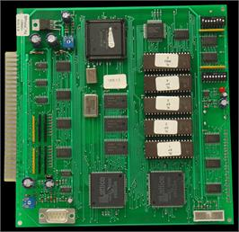 Printed Circuit Board for Laser 2001.