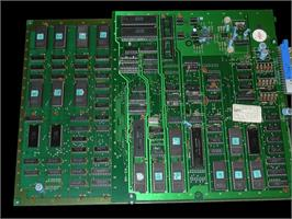 Printed Circuit Board for Legion.