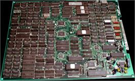 Printed Circuit Board for Legionnaire.