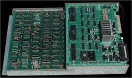 Printed Circuit Board for Loco-Motion.