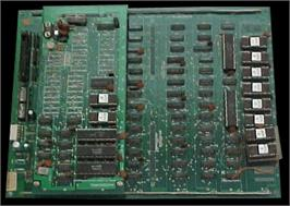 Printed Circuit Board for Mad Crusher.