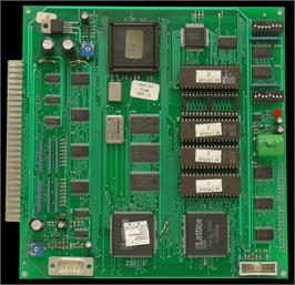 Printed Circuit Board for Magic Drink.