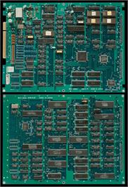 Printed Circuit Board for Major Title.