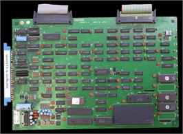 Printed Circuit Board for Makai-Mura.