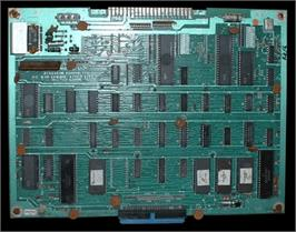 Printed Circuit Board for Mappy.